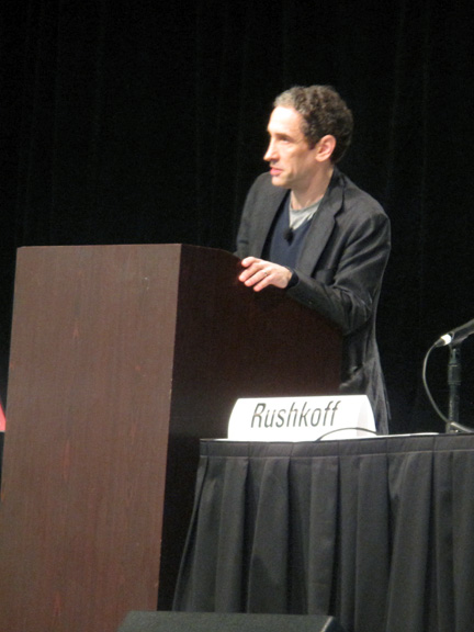 Douglas Rushkoff at SXSW